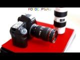 флешка в виде фотоаппарата Canon eos 5d mark ii на 32gb fotocups.ru