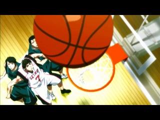 Kuroko no Basuke amv (Seirin vs. Kirisaki Daiich) (Amazing match) (anime amv) (kuroko no basket amv)
